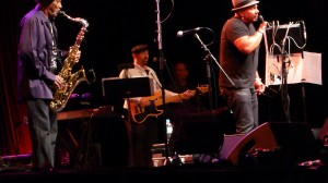 Aaron Neville live @ Byron Bay Bluesfest 2014