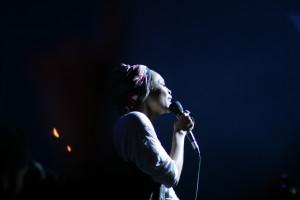 Erykah Badu live @ Byron Bay Bluesfest 2014