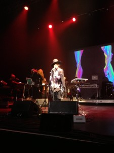 Erykah Badu Live @ The Palais Theatre - Melbourne, Australia - April 2014