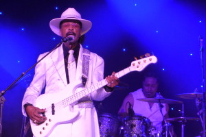 Larry Graham & Graham Central Station live @ Byron Bay Bluesfest 2014