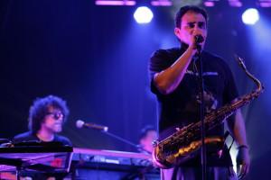 Ozomatli live @ Byron Bay Bluesfest 2014