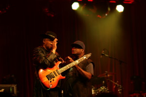 Sly & Robbie & The Taxi Gang - live @ Byron Bay Bluesfest 2014