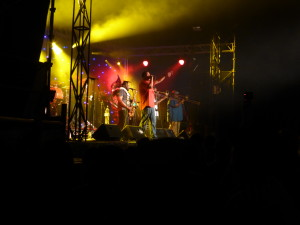 The Soul Rebels - live @ Byron Bay Bluesfest 2014