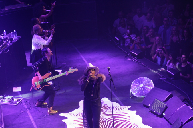 Lauryn Hill Live @ Sydney Opera House (2014)