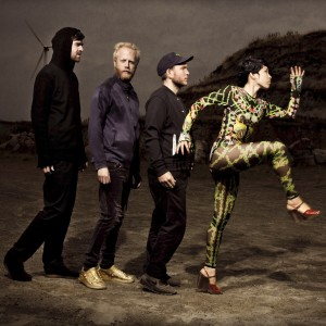 Little Dragon - Nabuma Rubberband (2014)