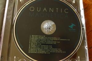 Quantic - Magnetica (2014)