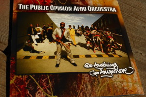The Public Opinion Afro Orchestra - Do Anything Go Anywhere (2010)