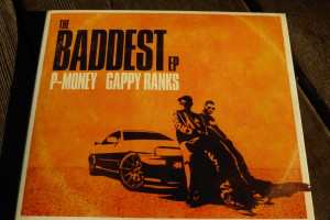 P-Money and Gappy Ranks - The Baddest EP (2014)