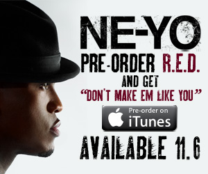 Buy Ne-Yo cd from music stores or pre order on iTunes?