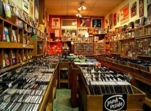 The Record Store