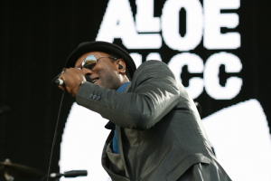 Aloe Blacc live @ Soulfest Brisbane 2014