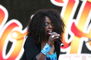 Angie Stone live @ Soulfest Brisbane 2014
