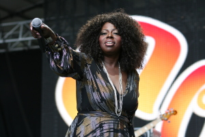 Angie Stone live in Melbourne 2014