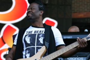 Anthony Hamilton's band live @ Soulfest Brisbane 2014