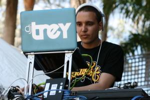DJ Trey @ Soulfest 2014 - Brisbane
