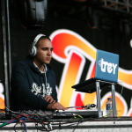 DJ Trey in Melbourne 2014