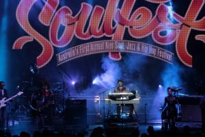 D'Angelo live @ Soulfest 2014 - Brisbane