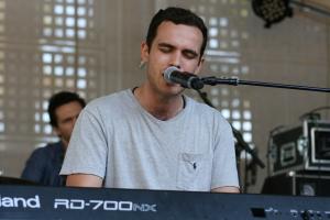 Jordan Rakei live @ Soulfest 2014 - Brisbane