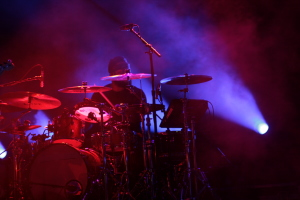 w/ Maxwell live @ Soulfest 2014 - Brisbane