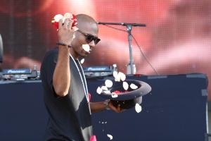 Mos Def (Yasiin Bey) live @ Soulfest 2014 - Brisbane