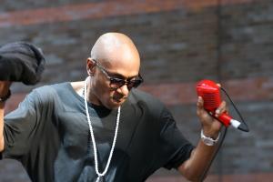 Mos Def (Yasiin Bey) live in Brisbane 2014