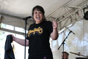 Ms Murphy live @ Soulfest 2014 - Brisbane