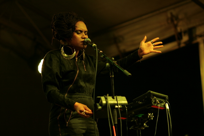 NGAIIRE live @ Soulfest 2014 - Brisbane