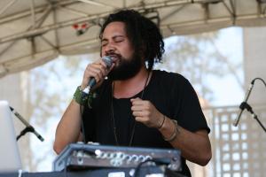 Noah Slee live @ Soulfest 2014 - Brisbane
