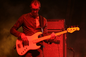 Pino Palladino with D'Angelo live @ Soulfest 2014 - Brisbane