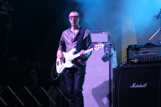 Pino Palladino with D'Angelo live at Soulfest Melbourne 2014