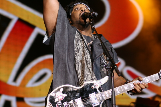 DAngelo at Soulfest Melbourne 2014 | Beaver on the Beats