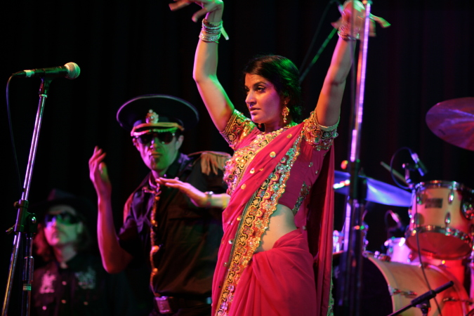 Bombay Royale at Mullum Music Festival 2014
