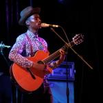 Bongeziwe Mabandla at Mullum Music Festival 2014