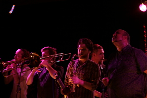 Bullhorn at Mullum Music Festival 2014