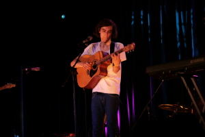 Gabriel and Cecelia live at Mullum Music Festival 2014