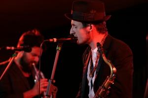 Harry James Angus Band at Mullumbimby Music Festival 2014