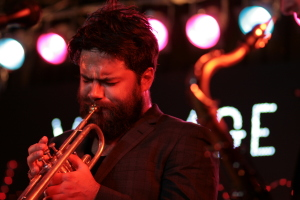 Harry James Angus Band at Mullum Music Festival 2014