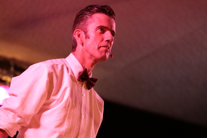 Joel Salom at Mullumbimby Music Festival 2014