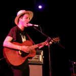 Marlon Williams live at Mullumbimby Music Festival 2014