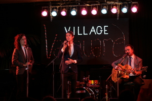 The Melotonins live at Mullum Music Festival 2014