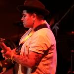 Mojo Juju live at Mullumbimby Music Festival 2014