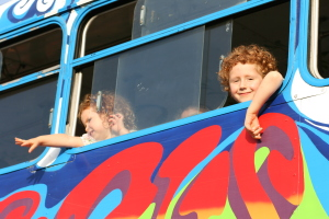 The Magic Bus - Mullumbimby Music Festival 2014