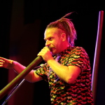 Wild Marmalade at Mullumbimby Music Festival 2014