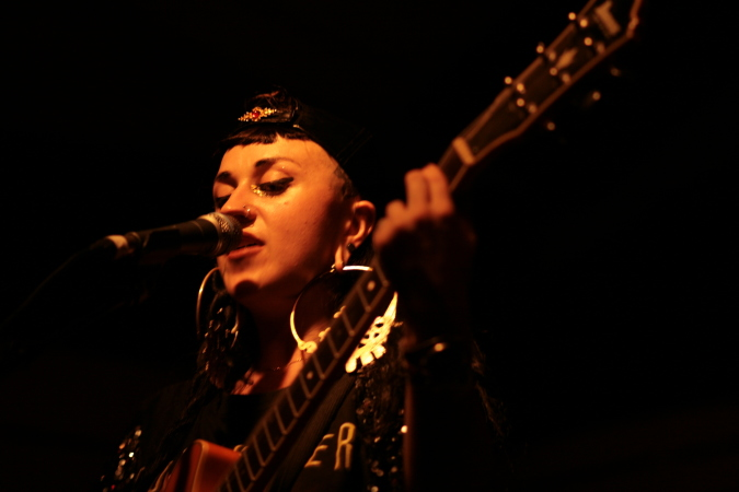 Nai Palm with Hiatus Kaiyote live in Australia 2014