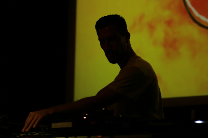 Alexander Nut + Fatima live at Woolly Mammoth, Brisbane 2015