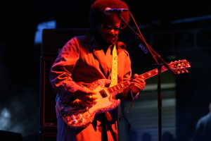 Jesse Johnson with D'Angelo & The Vanguard live at Soulfest Melbourne 2014