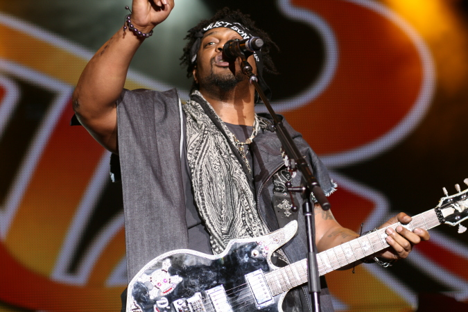 D'Angelo & The Vanguard live at Melbourne Soulfest 2014