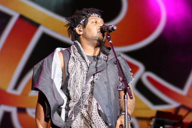 D'Angelo live at Soulfest Melbourne 2014 | Beaver on the Beats