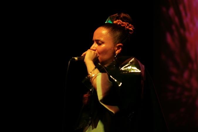 Fatima and Alexander Nut live Brisbane 2015