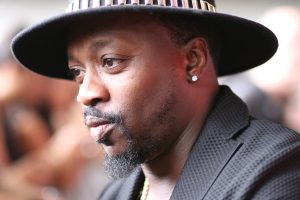 Anthony Hamilton at Melbourne Soulfest 2014